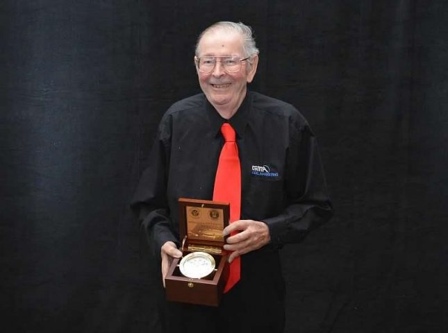 Don Mitchell - Distinguished Service Award