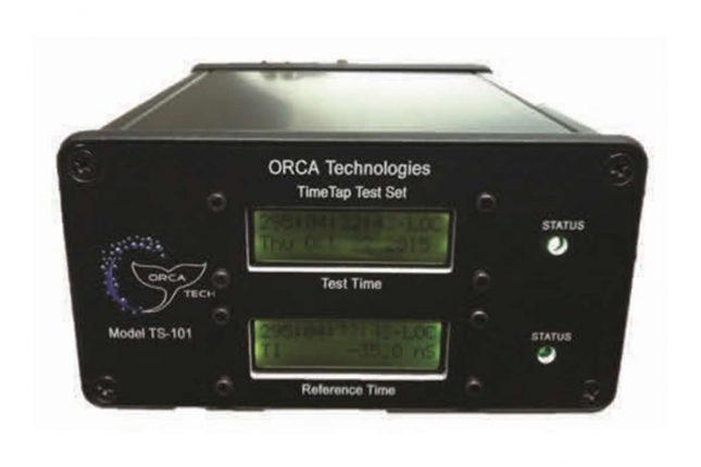 TS-101 TimeTap Test Set - Front