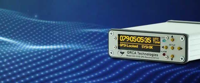 GS-101B GPS/IRIG-B Synchronized Time Code Generator