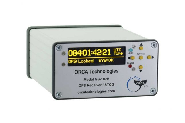 GS-102B Synchronized Time Code Generator