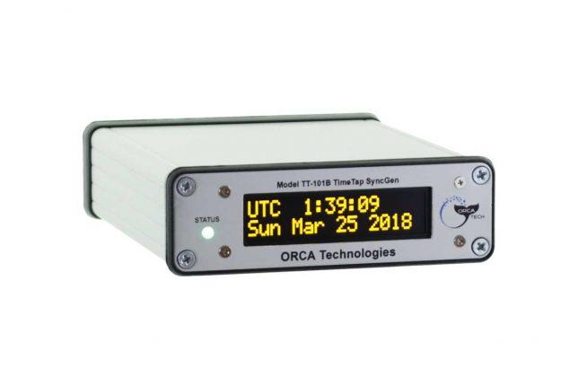 TT-101B PTP/Time Code Synchronized Generator