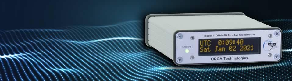 TTGM-101B GPS / Time Code Synchronized Generator