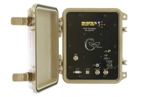 GS-102B-FPC Field Portable Clock GPS/IRIG-B Synchronized Time Code Generator