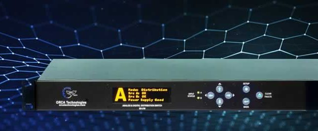 SD-218 Switch Distribution Amplifier