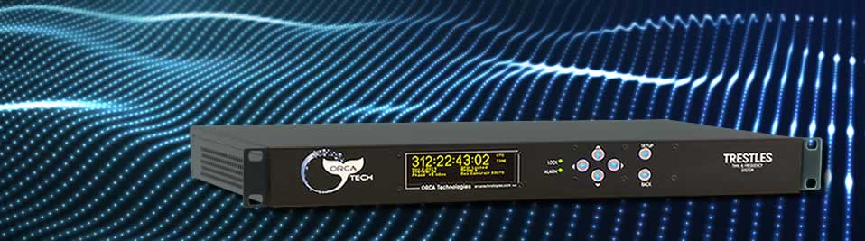 Trestles GPS Synchronized Time and Frequency System