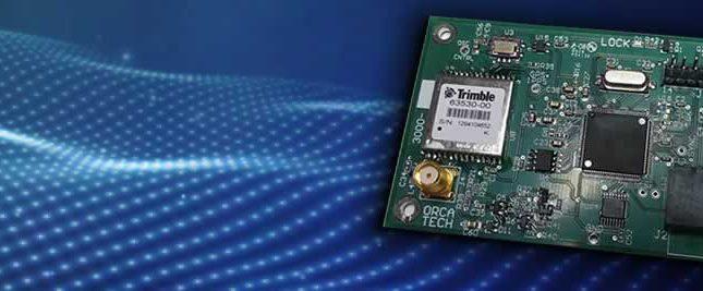 BD-PR-A GPS Disciplined Timing Board